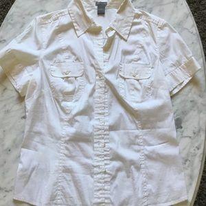 Ann Taylor Button Up Shirt